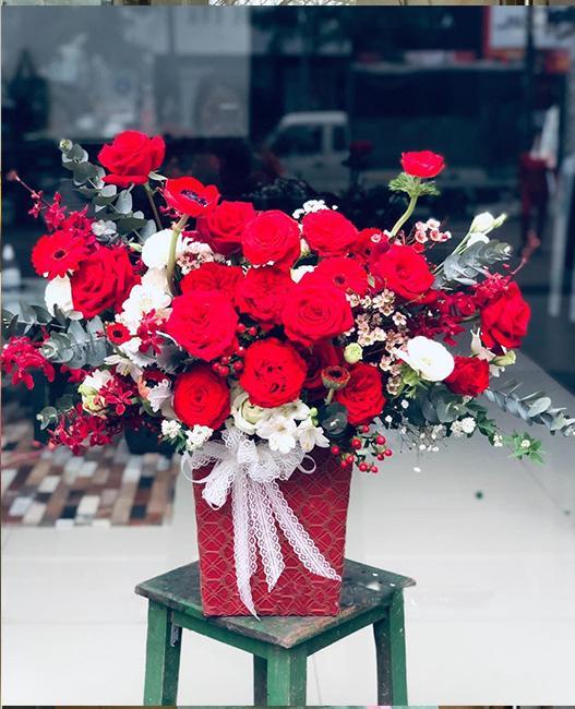 Shop hoa tươi Gò Dầu