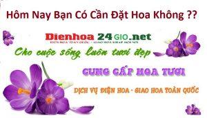 Hoa tươi Thanh Vinh Tây Ninh