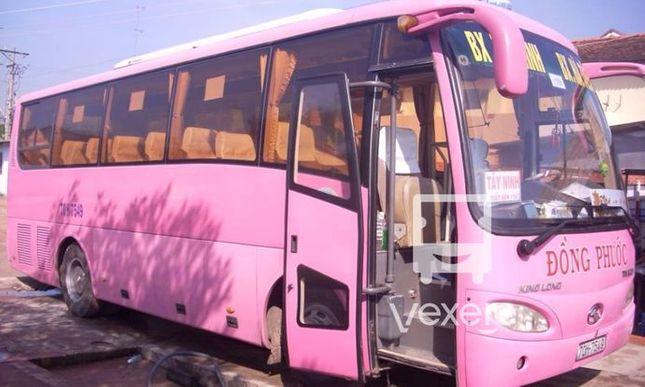 Xe khách Tây Ninh đi Vũng Tàu