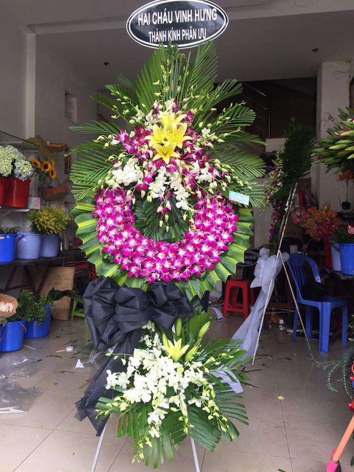 Tiệm hoa chia buồn Tây Ninh