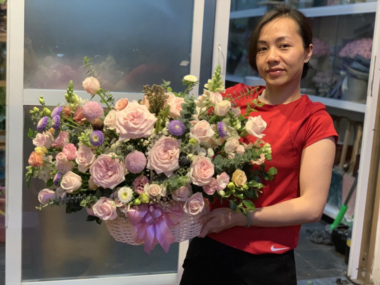 Tiệm hoa tươi Bến Cầu