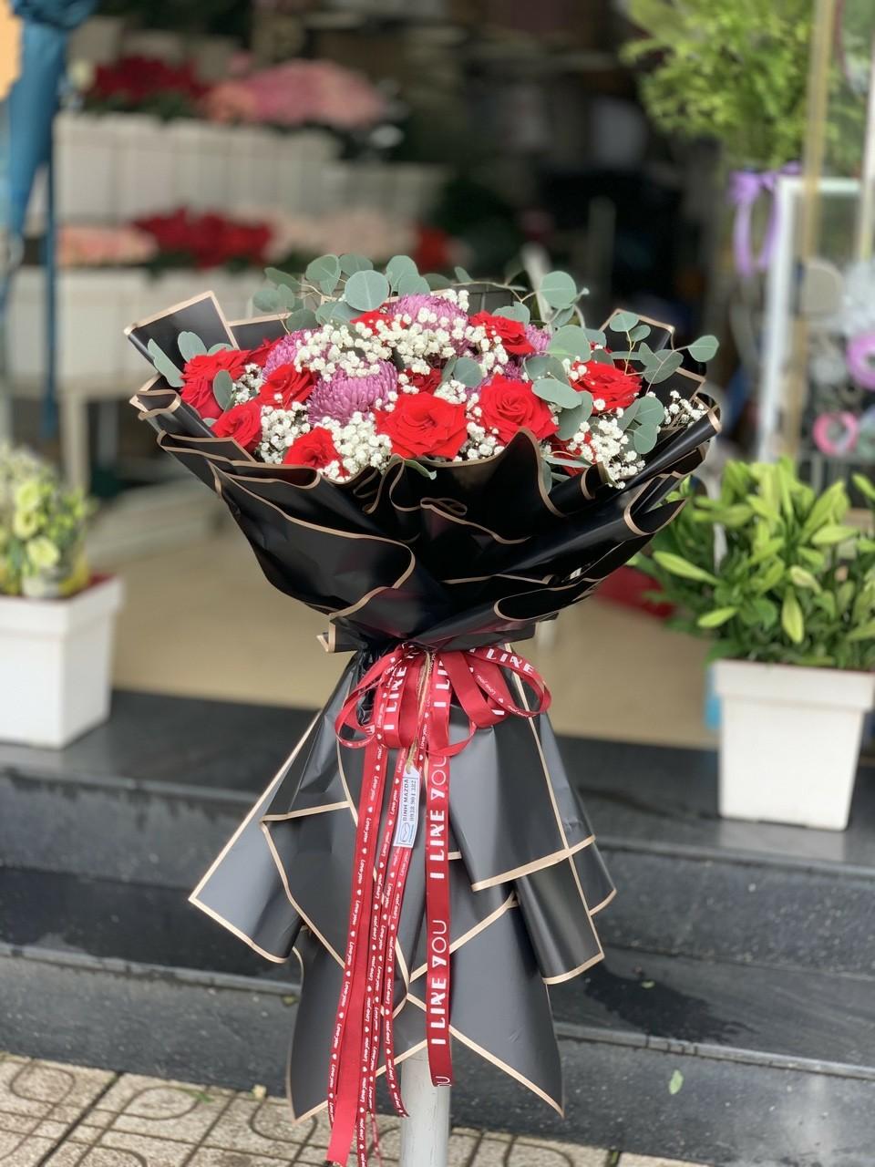 Điện hoa Tân Biên Tây Ninh