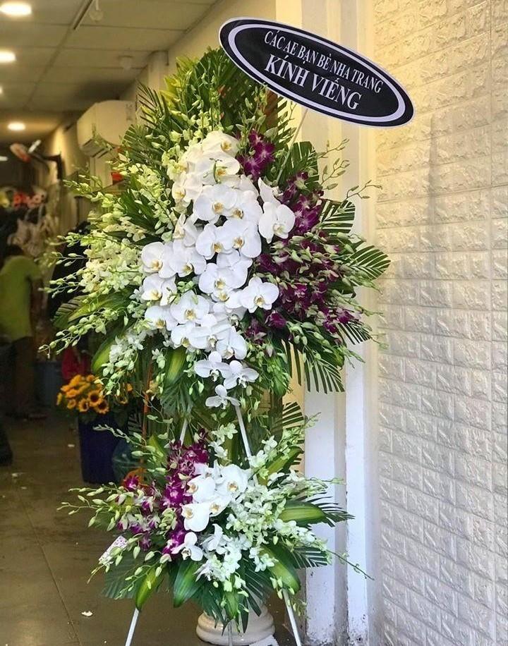 Tiệm hoa chia buồn Trảng Bàng
