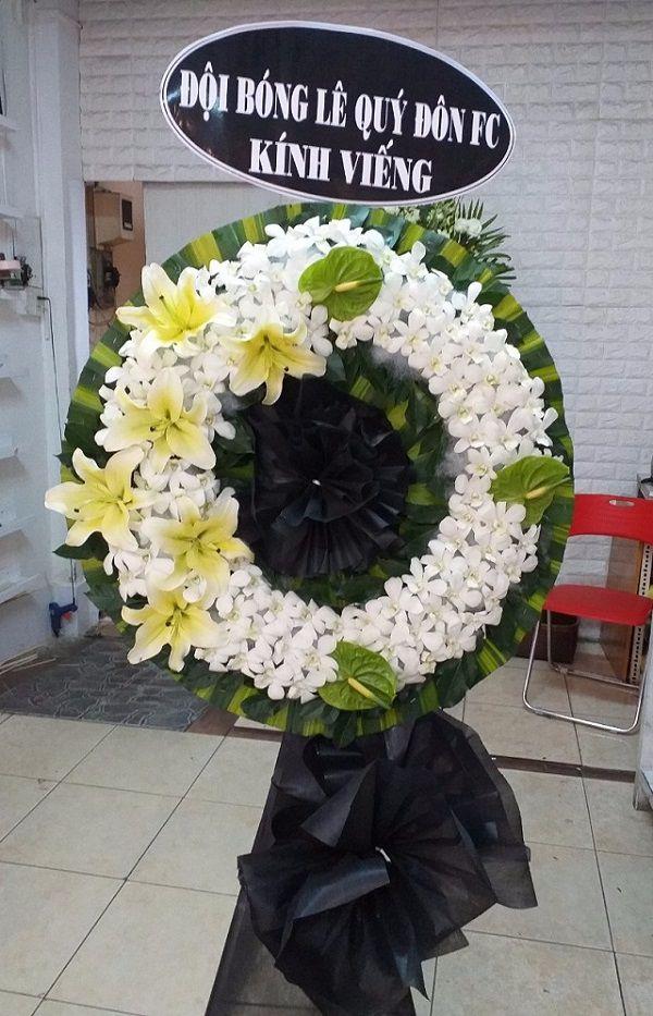 Tiệm hoa chia buồn Dương Minh Châu